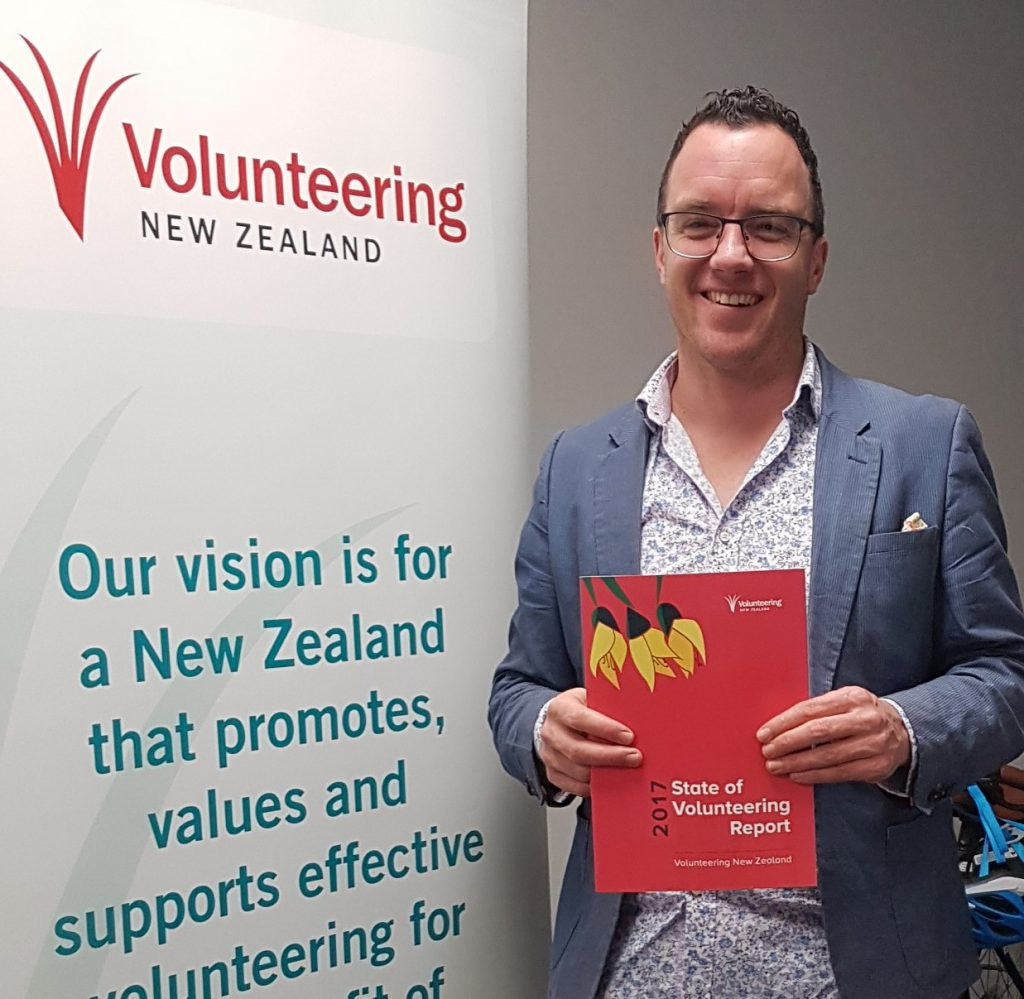 The state of volunteering in New Zealand