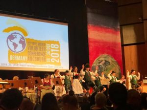Insights from IAVE's global conference 2018 part one: National Volunteering Leadership