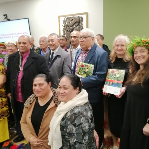 Recognising and celebrating Pacific unpaid work and volunteering