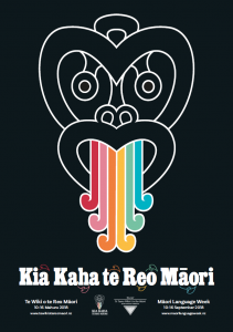 Māori Language Week 2018 – Let's take part together!
