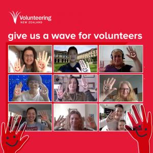 National Volunteer Week I Te Wiki Tūao ā-Motu